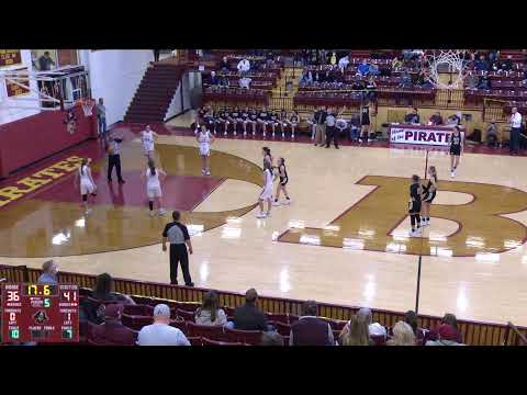Byng High School vs. Latta High School Womens' Basketball