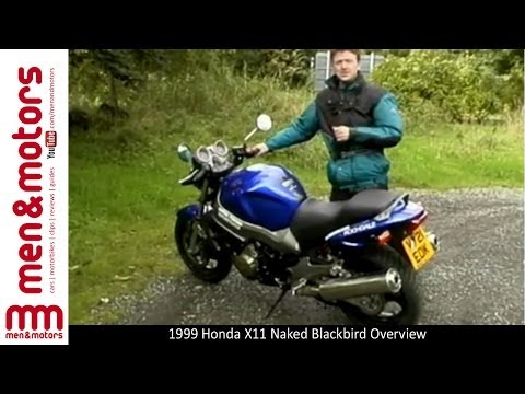 1999 Honda X11 Naked Blackbird Overview