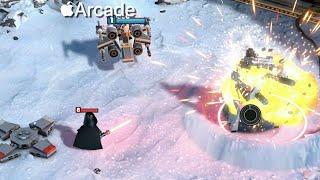 Star Wars Battles Apple Arcade Gameplay - Jakku