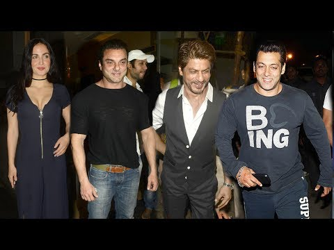 Tubelight Movie GRAND Premiere Full Video HD - Salman Khan,Shahrukh Khan,Sohail,Sonakshi