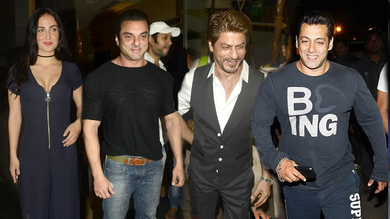 Tubelight Movie Grand Premiere Full Video Hd Salman Khanshahrukh