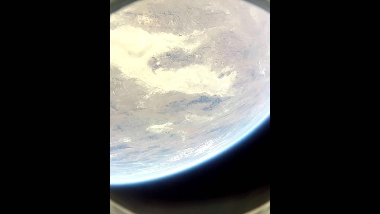 Earth Selfie