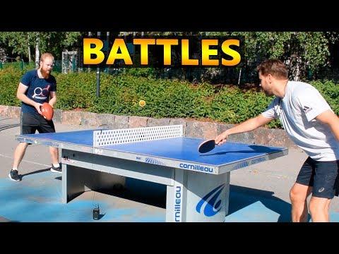Ping Pong Battles Against Strangers 4
