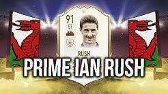 PRIME ICON IAN RUSH 91 PLAYER REVIEW FIFA 20