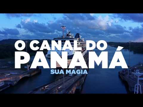 O canal do Panama - Infographics - 15 Years Discovery Channel