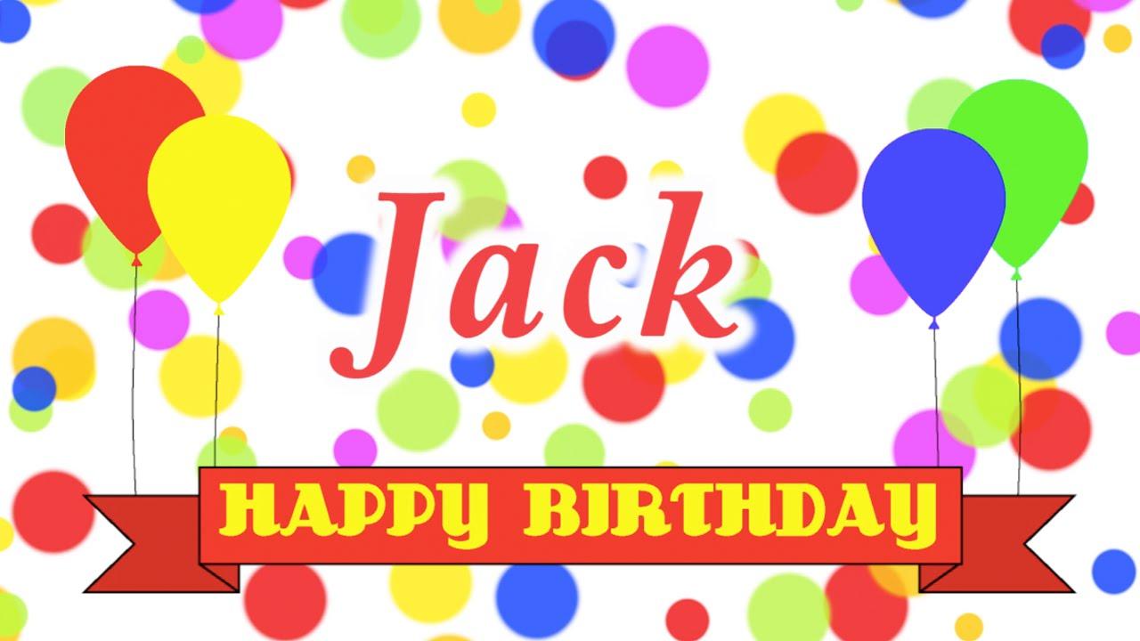 Happy Birthday Kack