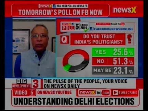 NewsX discusses Facebook survey results on Lok Sabha 2019