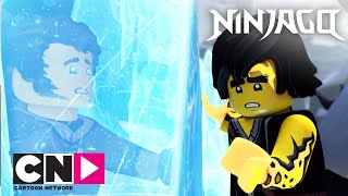 Ниндзяго | Неизвестное королевство | Cartoon Network