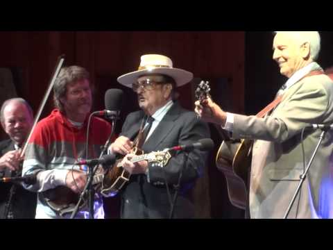 Masters of Bluegrass - Footprints in the Snow