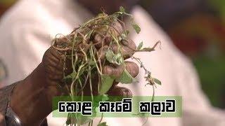 Doramadalawa - කොළ කෑමේ කලාව (2019-03-11) | ITN Thumbnail