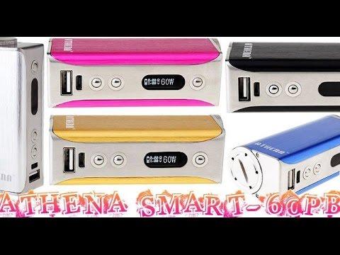 Athena 60W power bank box mod