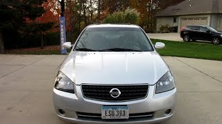 What's in my Car?  2006 Nissan Altima