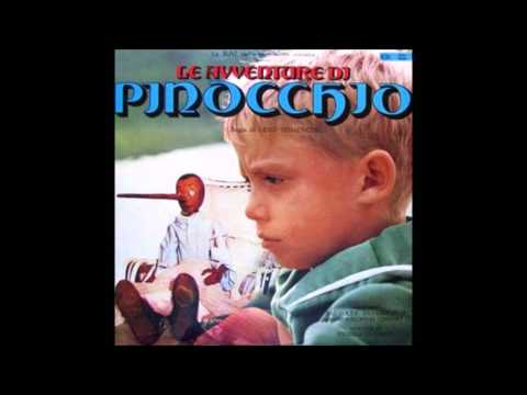 Fiorenzo Carpi - Lucignolo, Piano cover (Pinocchio)