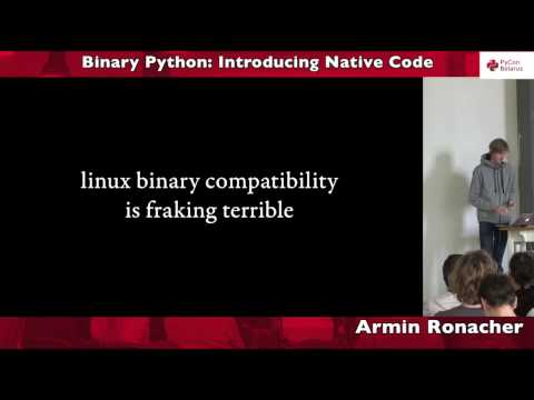 Image from Binary Python: Introducing Native Code
