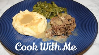 Come Cook With Me: Cooking Pot Roast /