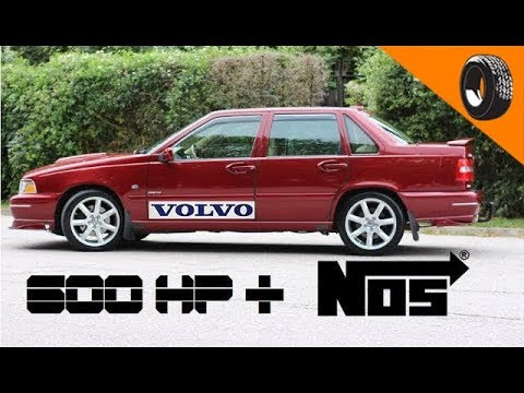 Volvo S70R - The Red Devil