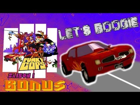Funky Cops - Let's Boogie (CLIP)