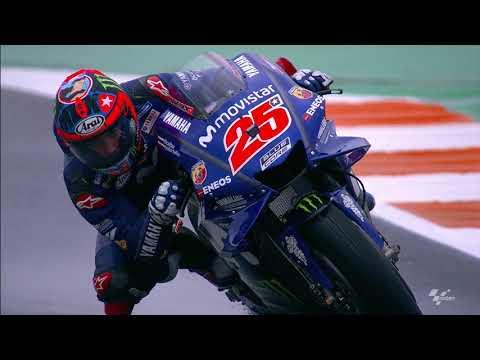 Yamaha in action: 2018 Gran Premio Motul de la Comunitat Valenciana