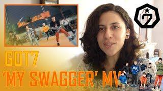 REACCIÓN A GOT7 MY SWAGGER FULL VER MV