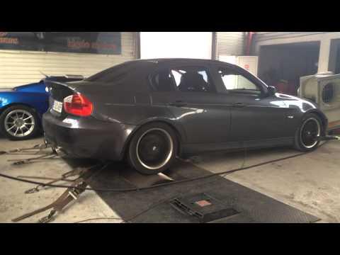 BMW e90 320d 275hp | gt2260v hybrid,535d injectors,big