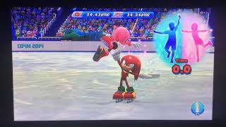 Mario & Sonic at the Sochi 2014 Olympic Winter Games Figure Skating Pairs 251