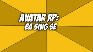 Minecraft:: Avatar RP - Look At Ba Sing Se (Unfinished)