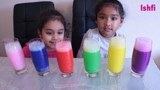 Kids video with Rufi Ishfi for Learning Numbers and Colors with Foam  Water