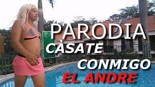 Silvestre Dangond, Nicky Jam - Cásate Conmigo ( PARODIA)