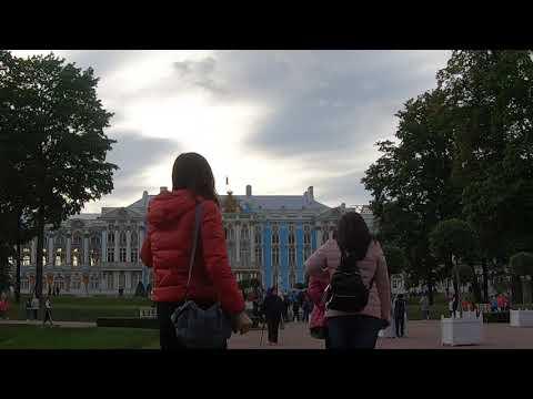 Екатерининский дворец / ДВОРЦЫ И ПАРКИ / Царско село