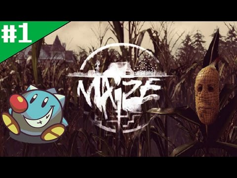 Let's Play Maize (1): Absurdity, Hilary, Corm.