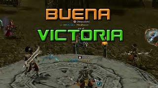 BUENA VICTORIA - GUERRA Metin2 Guabina / SnakeFlame