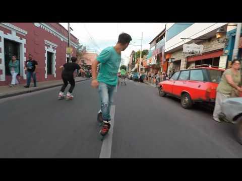 Roller freeskate in Córdoba Argentina