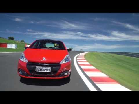 Novo Peugeot 208 2017 - detalhes e especificações - www.car.blog.br