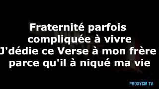 Youssoupha - Niquer Ma Vie - INSTRUMENTAL + LYRICS