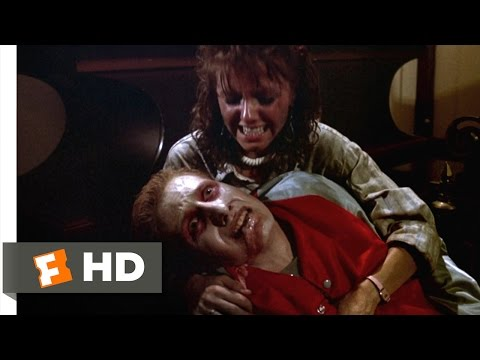The Return of the Living Dead (10/10) Movie CLIP - My Zombie Boyfriend (1985) HD