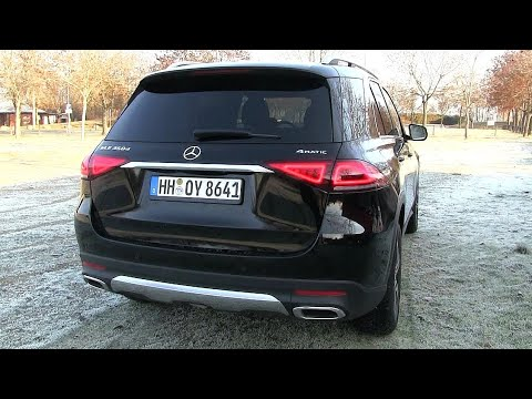 2020 Mercedes GLE 350d 4Matic SUV (272 PS) TEST DRIVE