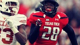 Paul Banks III || Texas Tech Highlights