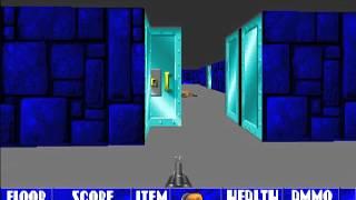 Wolfenstein 3D for Mac