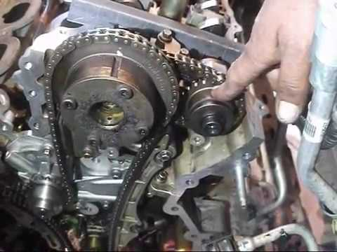 Como Sincronizar Motor 3 5 Ford Youtube