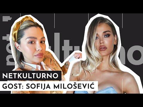 Sofija Milošević : Luki šaljem fotke lepih žena!| NETKULTURNO | S01EP65