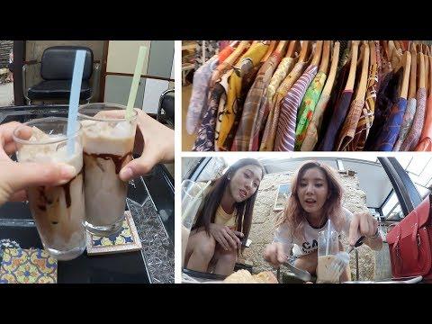 Hanok Vintage Shop & Hidden Cafe Street in Seoul