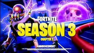 FORTNITE new battle pass chapter 2 season 3