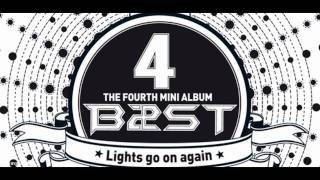 BEAST \ B2ST - 비스트 -  LIGHTS GO ON AGAIN - TRACK #4 - LIGHTLESS - AUDIO [HD]