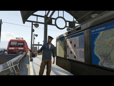 GTA 5 - Stations of San Andreas