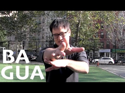Internal Kung Fu - BAGUA ZHANG - Fighting Philosophy, Standing, History - Lesson 1