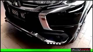 Bodykit TITHUM Original All New Pajero Sport 2017 Black