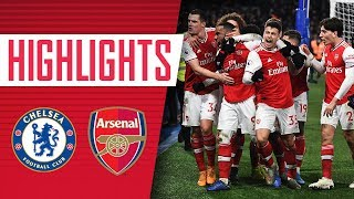BELLERIN TO THE RESCUE! | Chelsea 2-2 Arsenal | Premier League highlights