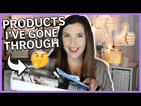 product-empties...-what's-worth-it-&-what's-not!