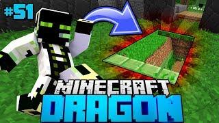 DER CLEVERE EINBRUCH?! - Minecraft Dragon #51 [Deutsch/HD]