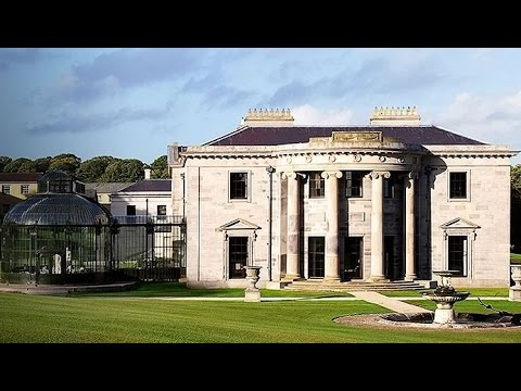Ballyfin Demesne 5 Star Hotel, Ireland